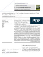 Journal Of Environment Radioactivity