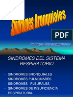Sindromes Bronquiales