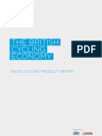 The British Cycling Economy. 'Gross Cycling Product' Report [2011]