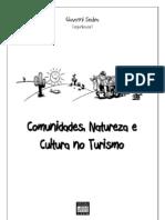 PUBLICAÇÃO - TURISMO SERTANEJO E COMUNITÁRIO