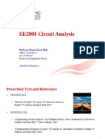 1 - EE2001 Circuit Analysis Lectures 1-6.pdf
