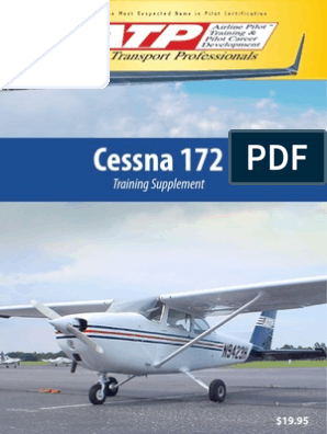 ATP Cessna 172 Training Supplement   Landing Gear   Flap (Aeronautics)