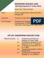 FirstLectureOfEngineeringGeology[IntroToGeol&EnggGeol]4Feb13
