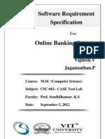 online banking srs