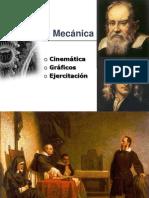 Clase 2 - Cinematica y Graficas 1