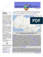 CFC Mediterranean Basin Review, 05 February 2013