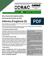 Informe d'urgència 2