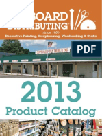 2013 Cupboard Distributing Product Catalog