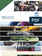 Annual Report TATA Motors