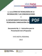 20130108 - Documento n.1 - Instructivo Para La Presentacion de Propuestas Fin