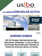 Uslbo Energy Int - Iluminacion Solar Activa