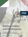 Public, Politics and Participation