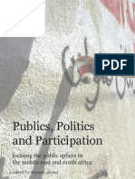Public, Politics and Participation