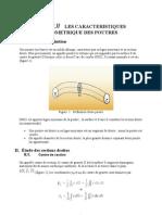 02 Les Caracteristiques Geometriques Des Poutres