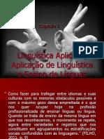 Apresentação - Linguística Aplicada espanhol