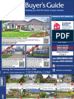 Coldwell Banker Olympia Real Estate Buyers Guide February 23rd 2013
