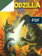 Godzilla #10 Preview