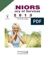 2013_Kerby Seniors Directory