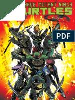Teenage Mutant Ninja Turtles #19 Preview