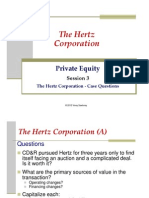 Session 3 Part Case Study Questions the Hertz Corporation