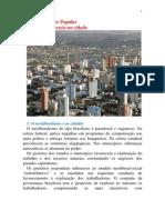 PCB de Cascavel - posição sobre IPTU e conjuntura municipal