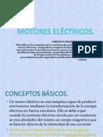 MOTORES ELECTRICOS.