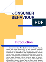4. Consumer Behaviour Unit 4
