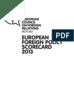 European Foreign Policy Scorecard 2013.pdf