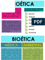 Definicion de Bioetica