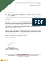 Propuesta Geofisica Sismica Arica Carlos Ayala