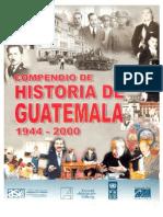 Compendio de Historia de Guatemala