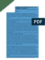 APUNTES SOBRE LA JURISDICCIÓN CONSTITUCIONAL HOY Y SUS PRINCIPALES TENDENCIAS Y DESAFÍOS