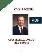 Boyd k. Packer - Una Seleccion de Discursos