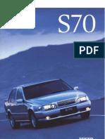 Gamme S70 Tech.Data 1997