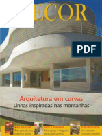 Revista Decor - Linhas Curvas