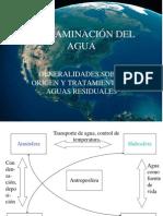 CONTAMINACIÓN DEL AGUA 1