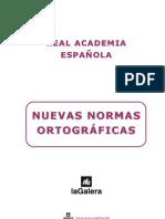 Galera Nuevas Normas Ortograficas Rae