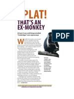 Splat! That's an Ex-Monkey - Sci Q - 2008