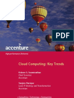 Cloud Computing Key Trends