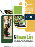 NMC Extended Ed Learn for Life catalog - Spring 2013