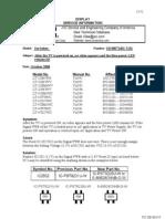 LT47X579 No Video Reset IC SB-08071401-T(R)