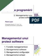 C03 Management