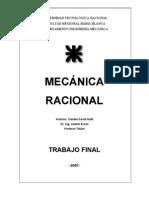 Mecanica razional