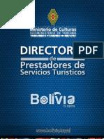 Directorio de Prestadores de Servicios Turisticos