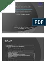 Trabajo de Investigacion-Reutilizacion de Software