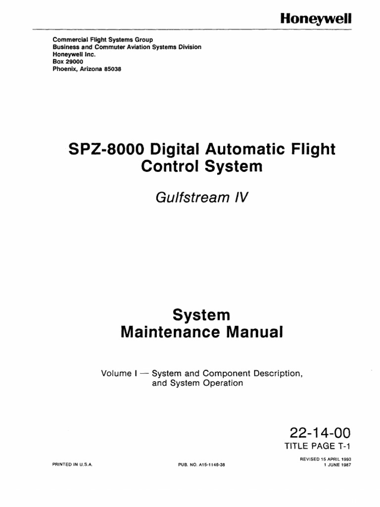 Gulfstream Wiring Diagram Schematic Fema Trailer 1987 Free Download Diagrams Avionic Iv 1
