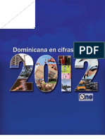 2012 Republica Dominicana en Cifras