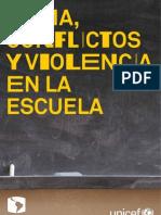 Clima Conflicto Violencia Escuelas