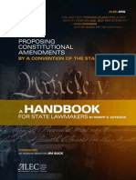 Article V Handbook
