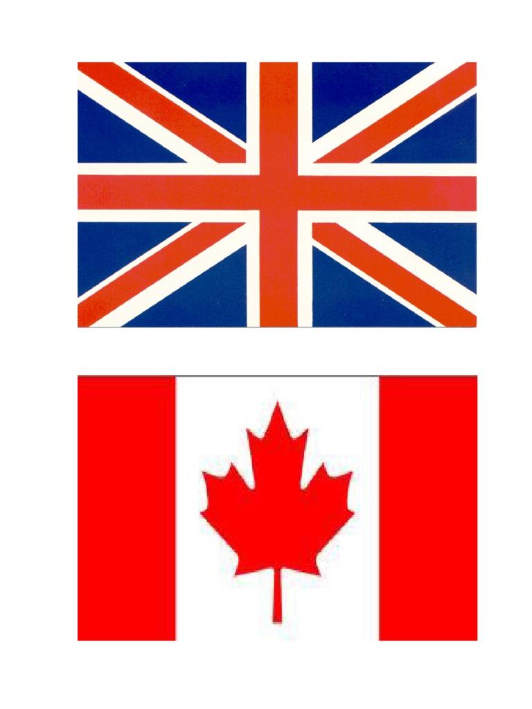 Banderas De Paises Que Hablan Ingles